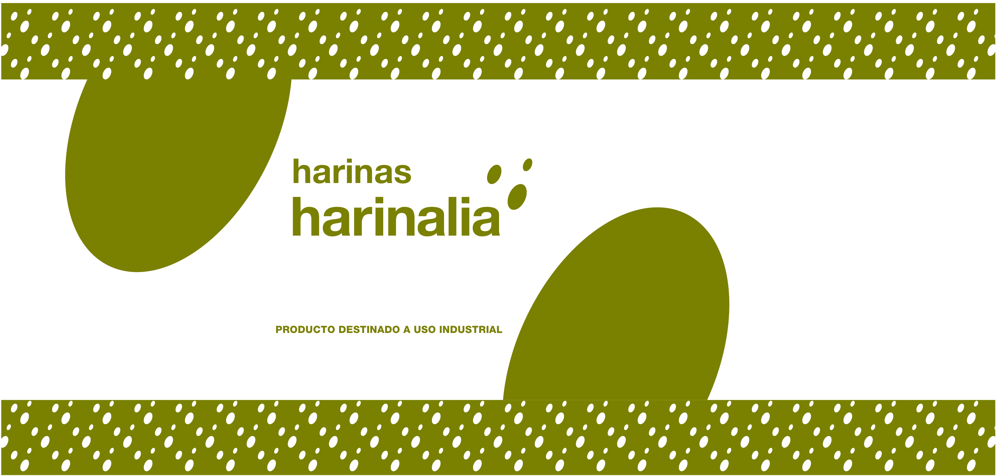 Harinas Harinalia Verde