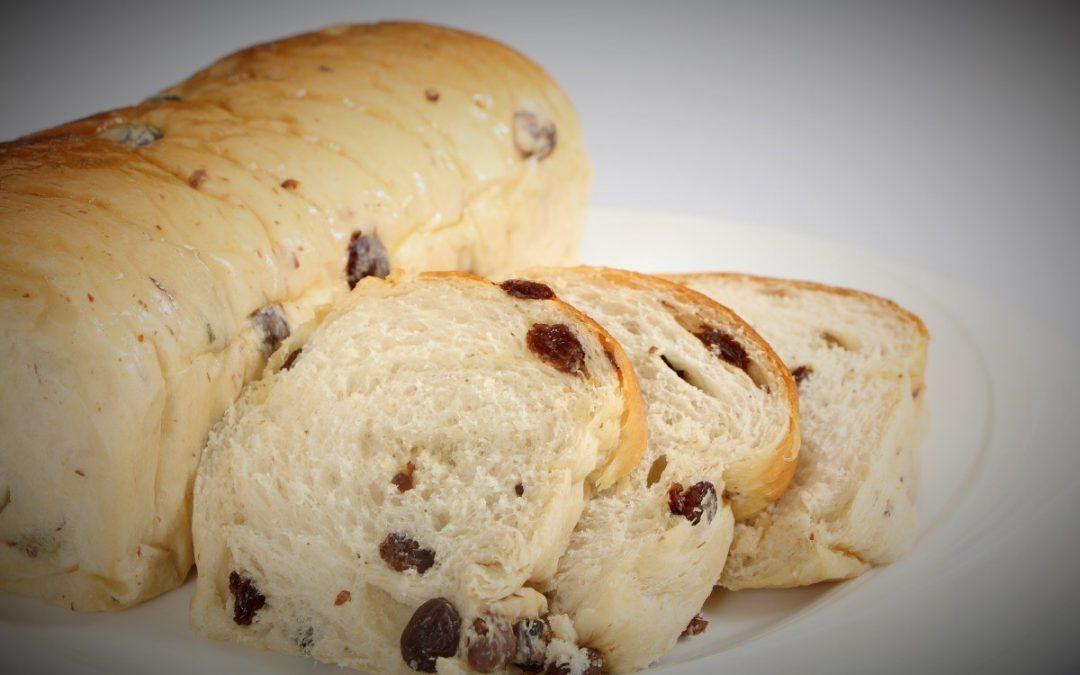 Pan de molde de pasas y nueces con prefermento David Pallas