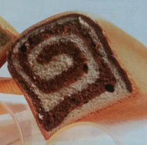 Receta para panaderos: Pan de molde de dos sabores