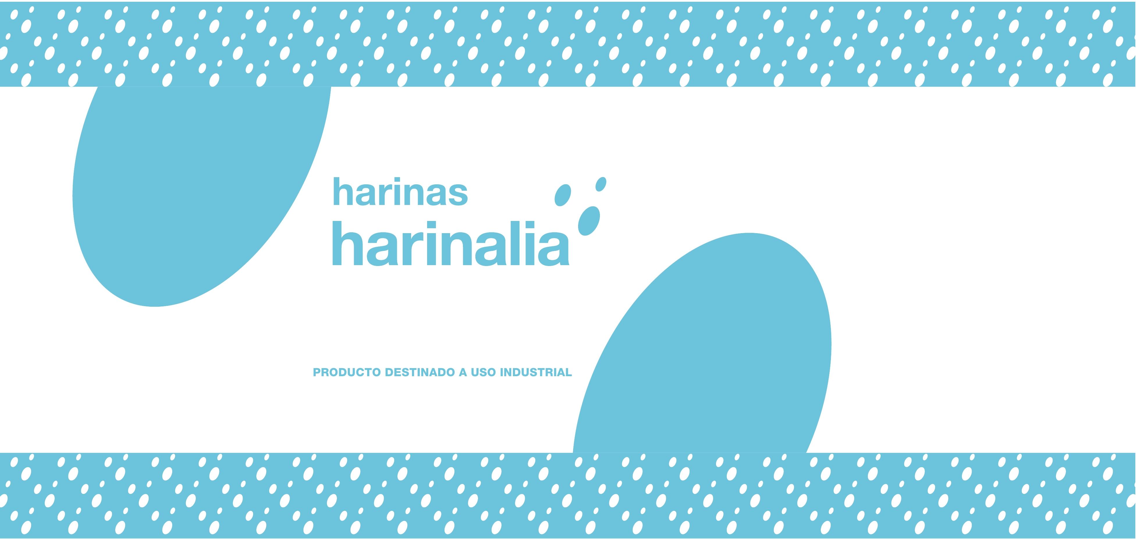 Harinas Harinalia Azul